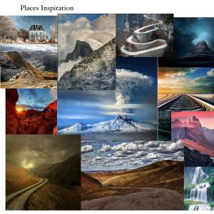 Places Inspiration