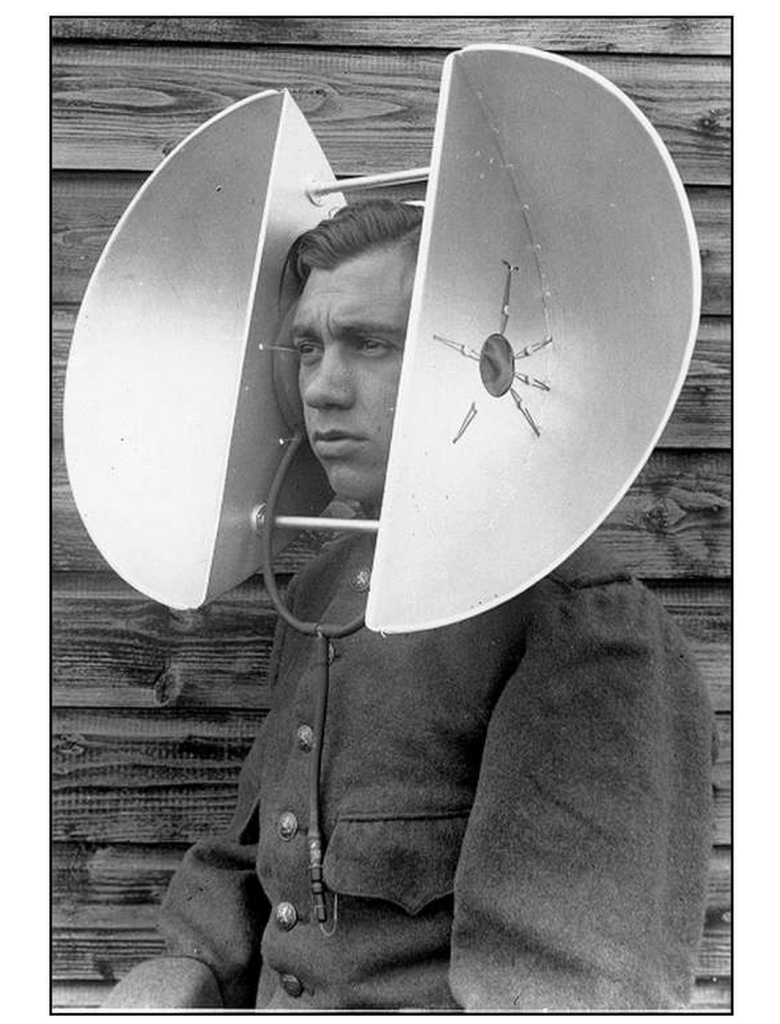 WWII listening device